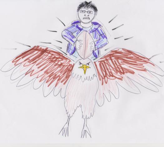 American Eagle 001