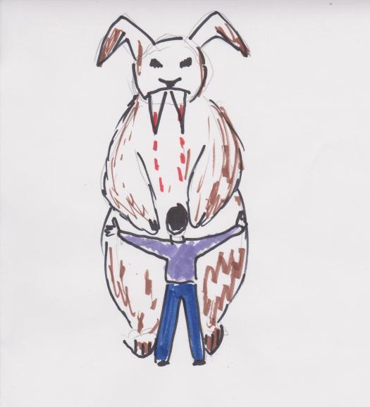 vampire bunny 001